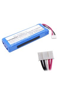 JBL Charge 2+ batteri (6000 mAh, Blå)